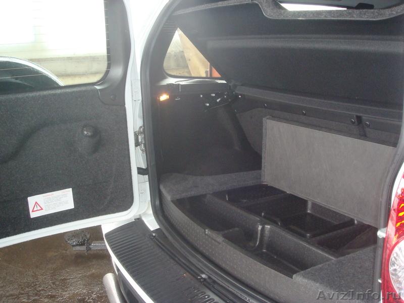 Как сделать багажник в ниве