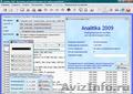 Analitika 2009 - Бесплатная программа для управления торговой компанией