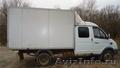 Грузоперевозки Газель 6мест, 1, 5т фургон