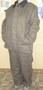 Спецодежда - костюм мужской из сукна кислозащитный К-80