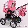 Продаю коляску Verdi Trafic (Польша), для девочки, Объявление #641491