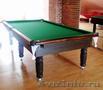 Бильярдный стол 7, 8, 9, 10 футов., Объявление #700137