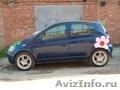 Toyota Vitz 2001 года выпуска