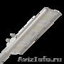 Светодиодные уличные светильники разной мощности