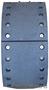 Колодка тормозная в сборе с накладкой SAF (САФ) 3.055.0052.00 - Изображение #4, Объявление #1575385
