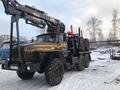 Лесовозы Урал ЯМЗ-238, ЯМЗ-236НЕ2, Топливная Россия